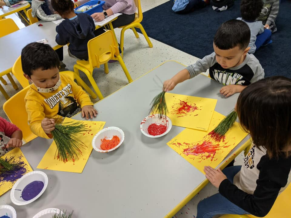 Art, Music, STEM, & Plenty Of Play Enriches Learning